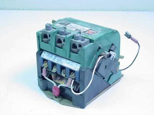 Furnas Lighting Contactor 60 Amp 600 VAC MAX 40FF32AAD6