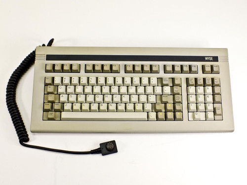 Wyse Keyboard for Wyse ASCII WY-50/350 DIN-10 (840059-01)