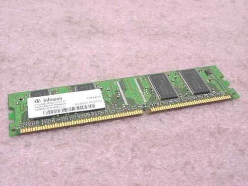 Infineon 128MB Memory PC3200 Memory 400MHz (HYS64D16301GU-5-C)