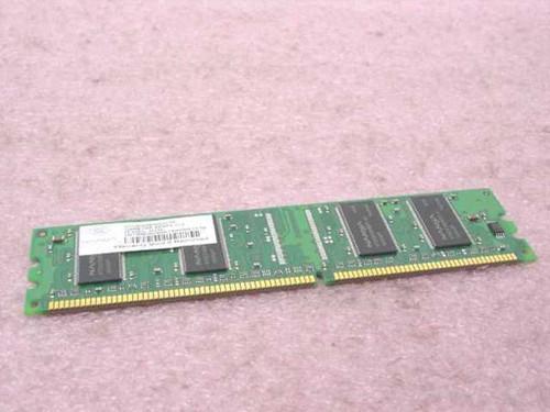 Nanya 128MB Memory NT128D64SH4B1G-5T CL3.0 PC3200-30330