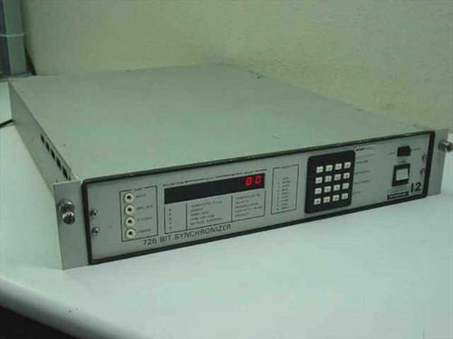 Sangamo Weston Schlumberger 726 Bit Synchronizer ~V (726-01-0-4-M2-3)