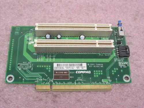 Compaq Riser/Backplane Board (252298-001)
