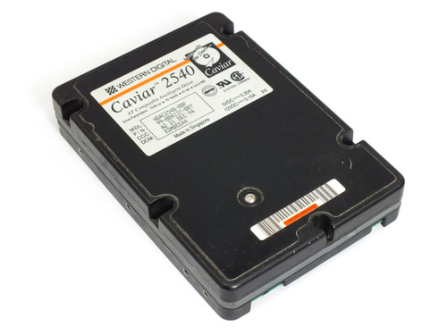 "Western Digital 540MB 3.5"" IDE Hard Drive (WDAC2540)"