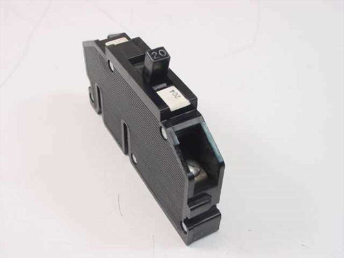 Zinsco 20 Amp 1 Pole Circuit Breaker (Type Q)