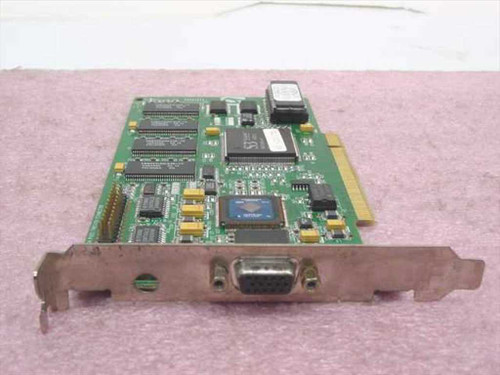 Number Nine PCI Video Card S3 Vision968 IABC3 (PC00BPZ0-2)