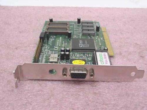 Cardex PCI Video Card Trio64V& N1C3CF (9503-56A)