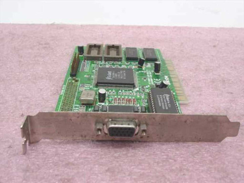 Union Trident PCI Video Card TGUI9680-1 (TWN7603)