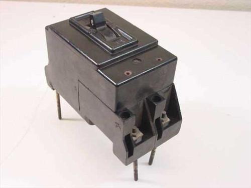 GE 15 Amp Circuit Breaker 230 Volts (AF-1)