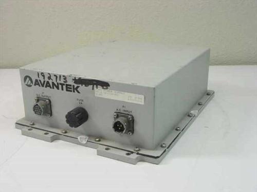 Avantek 120V Power Supply ~V 310-037769-001C