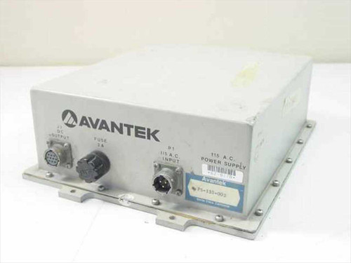 Avantek 115 A.C. Power Supply ~V PS-110-002
