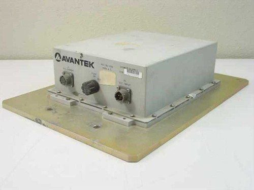 Avantek 120V A.C. Power Supply ~V PS-110-004