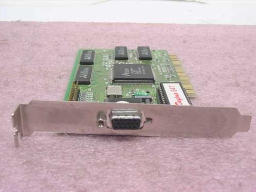 Trident PCI Video Card TGUI9680 9680 2Mb 96802MB (Daytona 64T)
