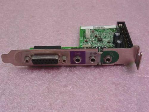 Packard Bell Proprietary Sound Card (165330-02)