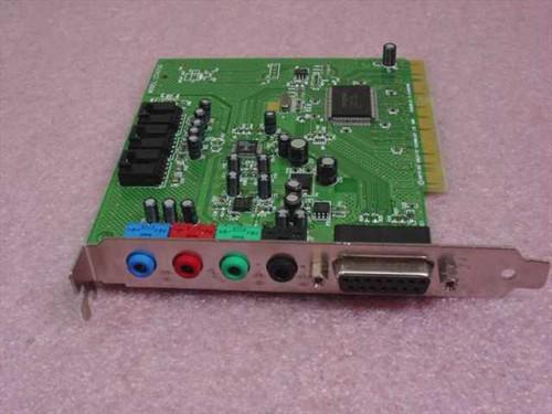 Creative Labs Soundblaster PCI Sound Card (CT4750)