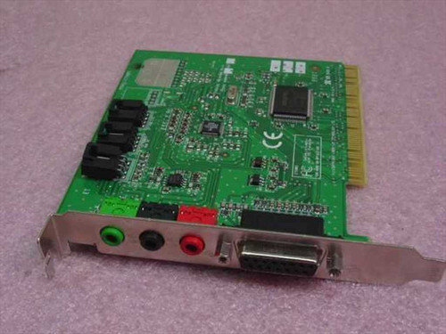 Creative Technology PCI Sound Card Assy No: 02, REV: B (CT5803)