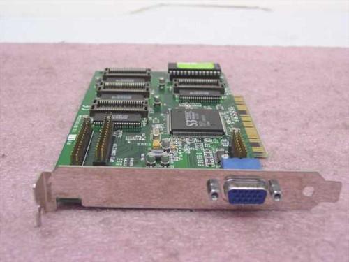 Diamond PCI Video Card ST 3D 2000 PCI2& OEM v1.04 (23030220-205)