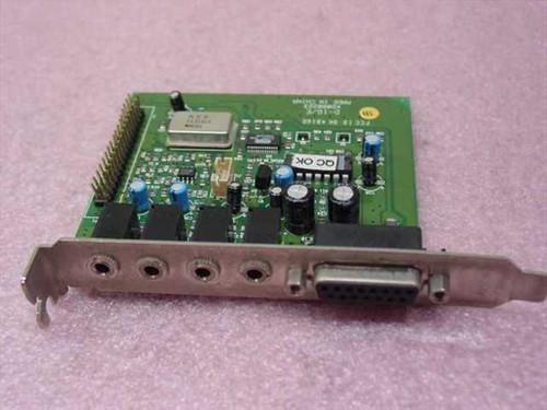 HP Pavilion Sound Card (5182-8657)