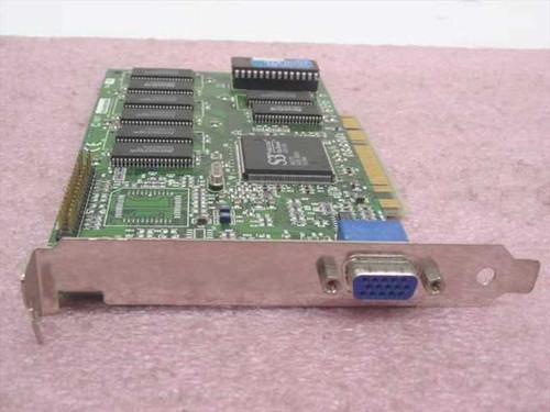 Diamond PCI Video Card ST 3D 2K PRO NO/TV 4MB S3 (23033231-404)