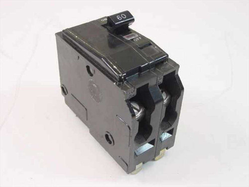 Square D Type 00 2-Pole 60Amp Circuit Breaker (LC-846)