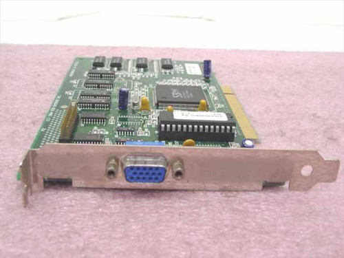 STB Systems PCI Video Card 1X0-0298-309