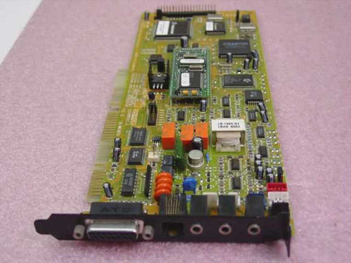 Packard Bell / SRS Technology Internal Modem ISA Sound Card (FCC ID 138-MMSN834)