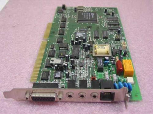 MWave Combo ISA Sound/ Modem Card GVC-KD070100