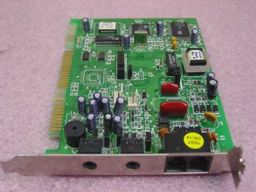 Rockwell Internal Fax/Modem ISA Jump Card MR56PVSP/2