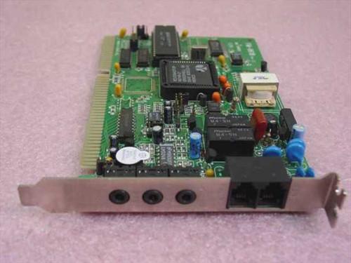 Zoltrix 33.6 kbauds Internal Voice Speakerphone ISA Modem (FM-9618)