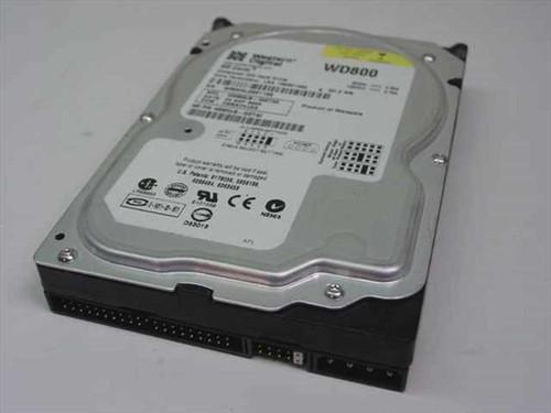 """Western Digital 80GB 3.5"""" IDE Hard Drive (WD800JB)"""