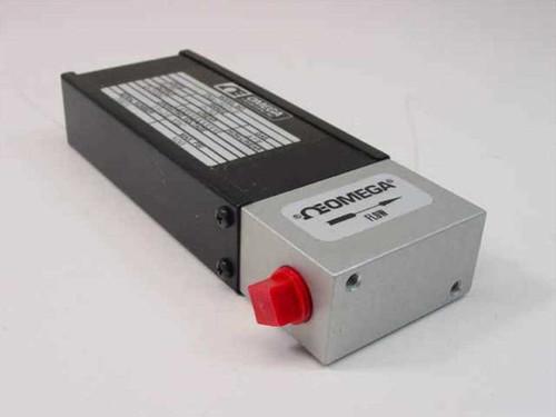 Omega Engineering Flow Meter 0-50 Range, ATR Gas, 0-5VDC Output  FMA-507-V