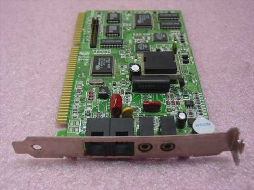 Cirrus 33600 bps ISA Internal Voice Modem CL-MD5650DT-SC-C