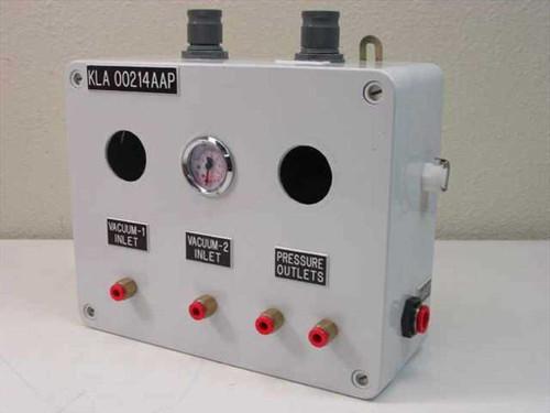 Nihon Pisco Vacuum / Pressurized Flow Device Dual Inlet