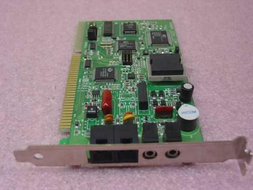 Jaton 56K Modem ISA Sound Card (6R5DR23)