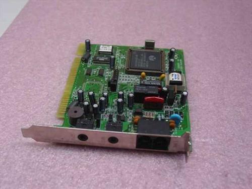 Taicom Modem Card - 8 Bit ISA - 01091013 (MR56PVS)