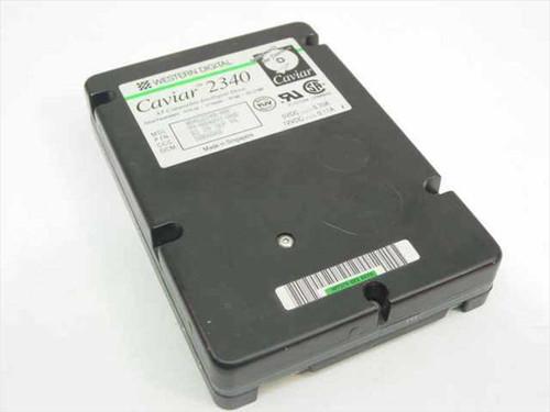 "Western Digital 340MB 3.5"" IDE Hard Drive (WDAC2340-00H)"
