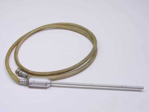 Aluminum Air Hose Tube with Filter