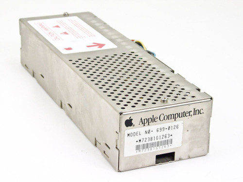 Apple Power Supply for Apple IIGS Desktop Computer AA13581 699-0126