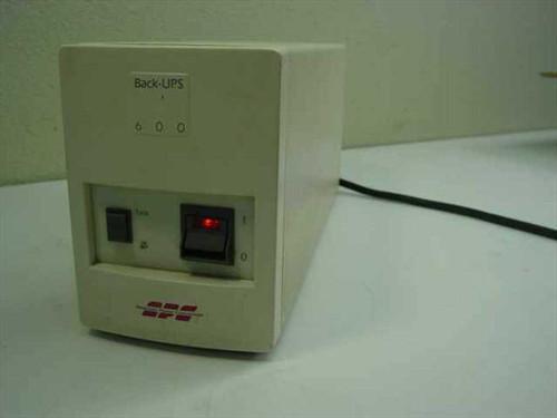 APC 600 VA Battery back up Power supply (Back-UPS 600) - No Battery