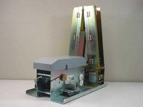 Evolis PVC ID Card Printer, Full Color YMCKO - No Feed Rollers Pebble 2 Kiosk