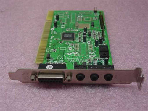 Crystal ISA Sound Card PT-231X