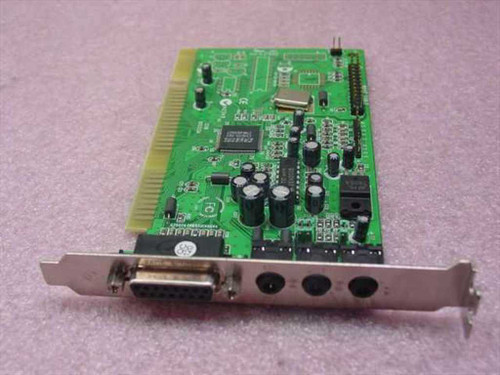 Crystal 4325 ISA Sound Card (PT-2318-1)