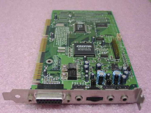Acer Magic S20 Audio Card with CD ROM Controller (94362-4)