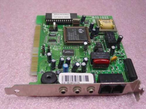 Rockwell 33.6 Baud ISA Modem (1700-0005-02)