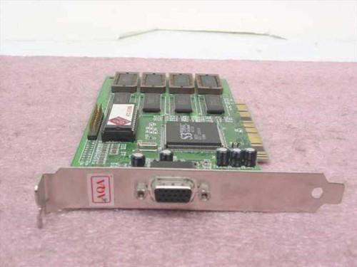 S3 PCI Video Card ATC-2325B