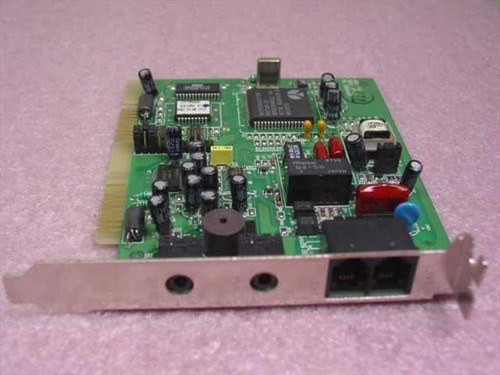 Rockwell ISA Modem/Sound Card (FB FM34PVS)
