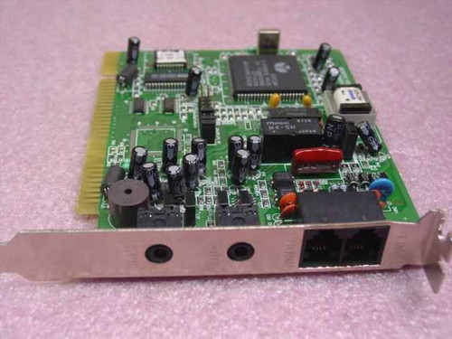 Rockwell ISA Modem Card MR56PVS (91 AC001 181)