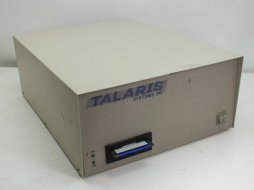 Talaris Printstation 20-1100209 w/Floppy Drive & Ethernet Printstation