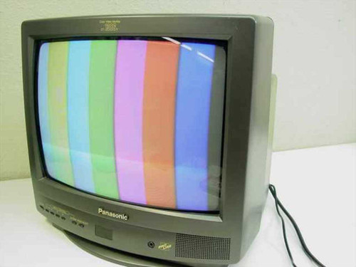 "Panasonic 13"" Color Video Monitor / Reciever BNC & S-Video CT-1386Y (CT-1386Y)"
