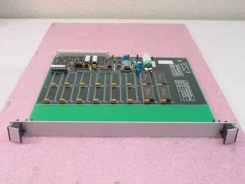 Staubli Unimation PCA 512kB Memory Card FSI Polaris W.211.149.00