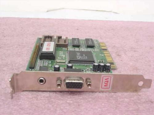 S3 PCI Video Card (ATC-2315A)